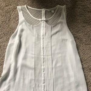 Lauren Conrad Dress Top